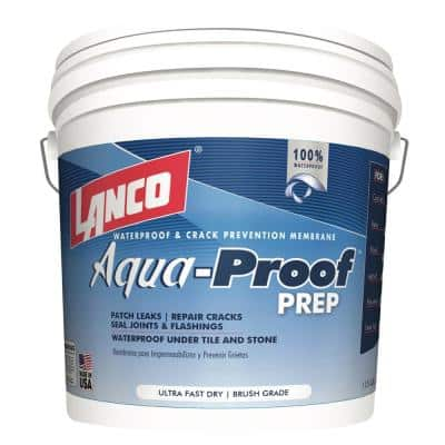 1 Gal. Aqua-Proof Prep Roof Patch Excellent for Waterproofing and Crack Prevention