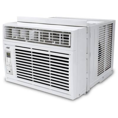 8,000 BTU Window Air Conditioner in White