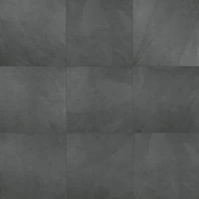 Midnight Montage 24 in. x 24 in. Matte Porcelain Paver Floor and Wall Tile (14-Pieces / 56 sq. ft. / pallet)