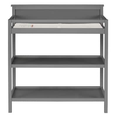 Jax Steel Grey Universal Changing Table
