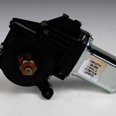 Power Window Motor fits 2006-2009 Pontiac Torrent