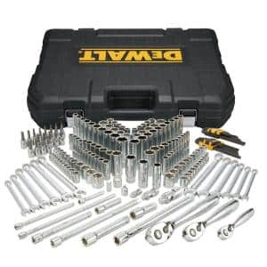 Mechanics Tool Set (204-Piece)