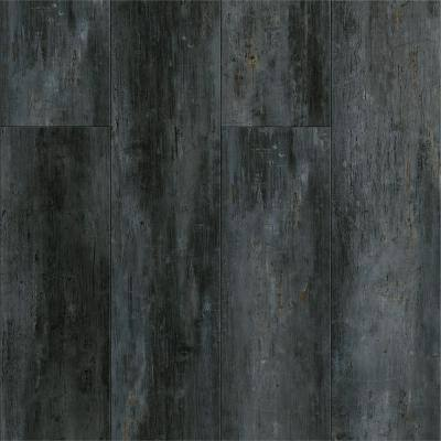 Luxe with Rigid Core 6 in. W Gotham City Waterproof Click Lock Luxury Vinyl Plank Flooring (27.39 sq.ft./case)