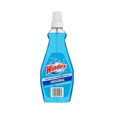 12 oz. RTU Ammonia-D Glass Cleaner, Neutral, Pump Bottle, 12 per Carton