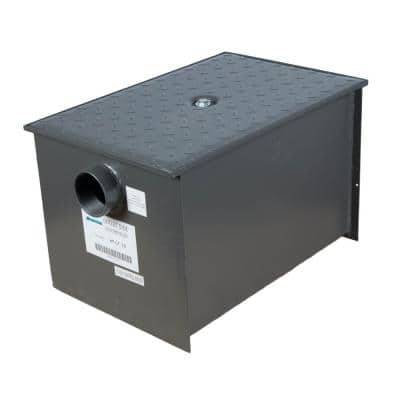 40 lbs./20 GPM Grease Trap