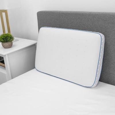 Cool Cooling Hypoallergenic Gel Memory Foam Standard Pillow