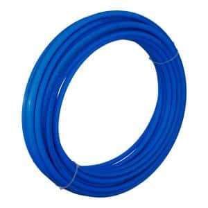 1/2 in. x 100 ft. Blue Coil PERT Pipe