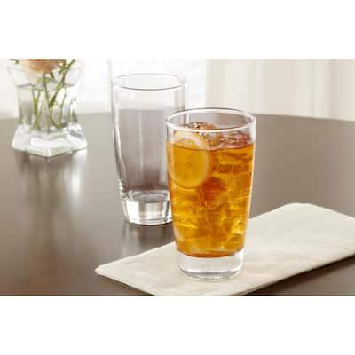 Egerton 15 oz. Glass Tumblers (Set of 4)
