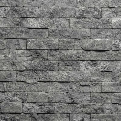 National True Phantom Shadow Non-Rated Flat Stone Veneer (14.25 sq. ft. per Box)