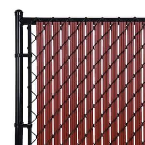 M-D 8 ft. Privacy Fence Slat Redwood