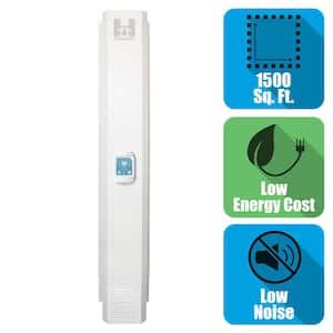 Whole House Basement Energy Efficient Digital Ventilation System/Dehumidifier for 1500 sq. ft.
