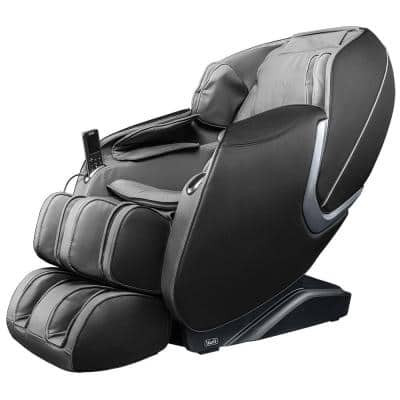 Osaki OS-Aster Grey Faux Leather Reclining Massage Chair