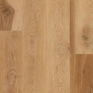 Vinyl Pro With Mute Step South Seas Oak 7.25 in. W x 48 in. L Waterproof Luxury Vinyl Plank Flooring (24.03 sq. ft)