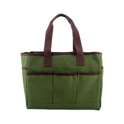 Olive Utility Tote Bag