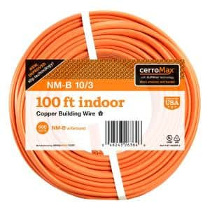 100 ft. 10/3 NM-B Wire