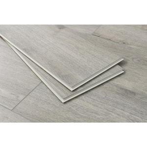 Opus Sourced Platinum 9 in. W x 60 in. L WPC Vinyl Plank Flooring (29.92 sq. ft.)