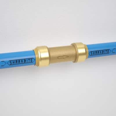 3/4 in. Push-to-Connect Brass Check Valve