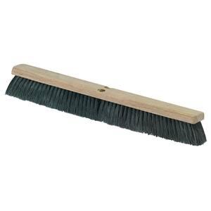 24 in. Tampico Fiber Medium/Fine Floor Sweep (12-Case)