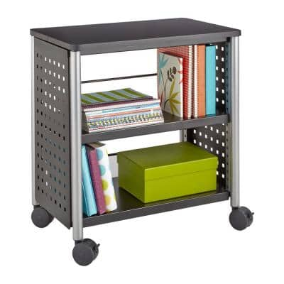 Scoot Personal Bookcase Cart