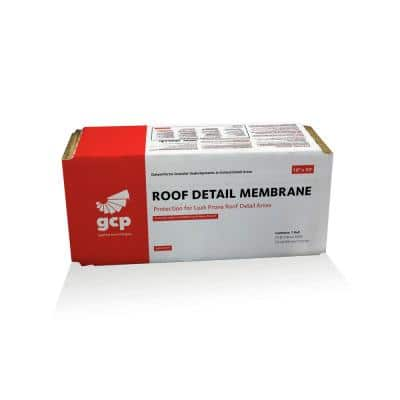 Roofing Detail Membrane 18 in. x 50 ft. Roll Self Adhered Roofing Underlayment