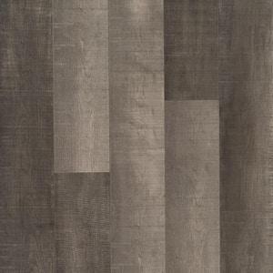 Outlast+ Waterproof Standout Grey Oak 10 mm T x 6.14 in. W x 47.24 in. L Laminate Flooring (16.12 sq. ft. / case)