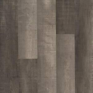 Outlast+ 6.14 in. W Standout Grey Oak Waterproof Laminate Wood Flooring (967.2 sq. ft./pallet)