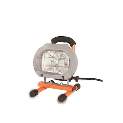 250-Watt Portable Halogen Work Light
