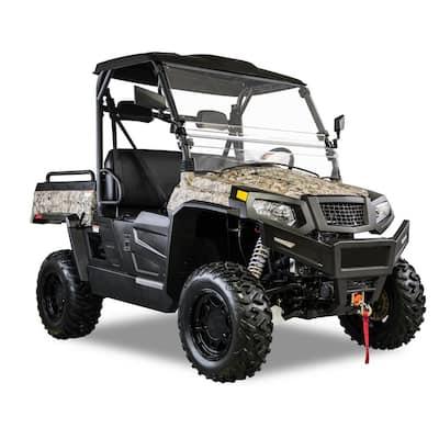 700 4WD 700cc UTV in Camo