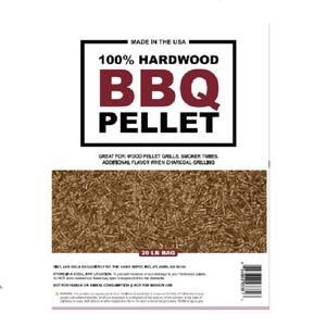 20 lbs. BBQ Oak Blend Pellets