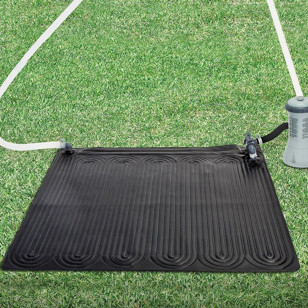Intex Solar Mat Above Ground Solar Heater 28685e The Home Depot
