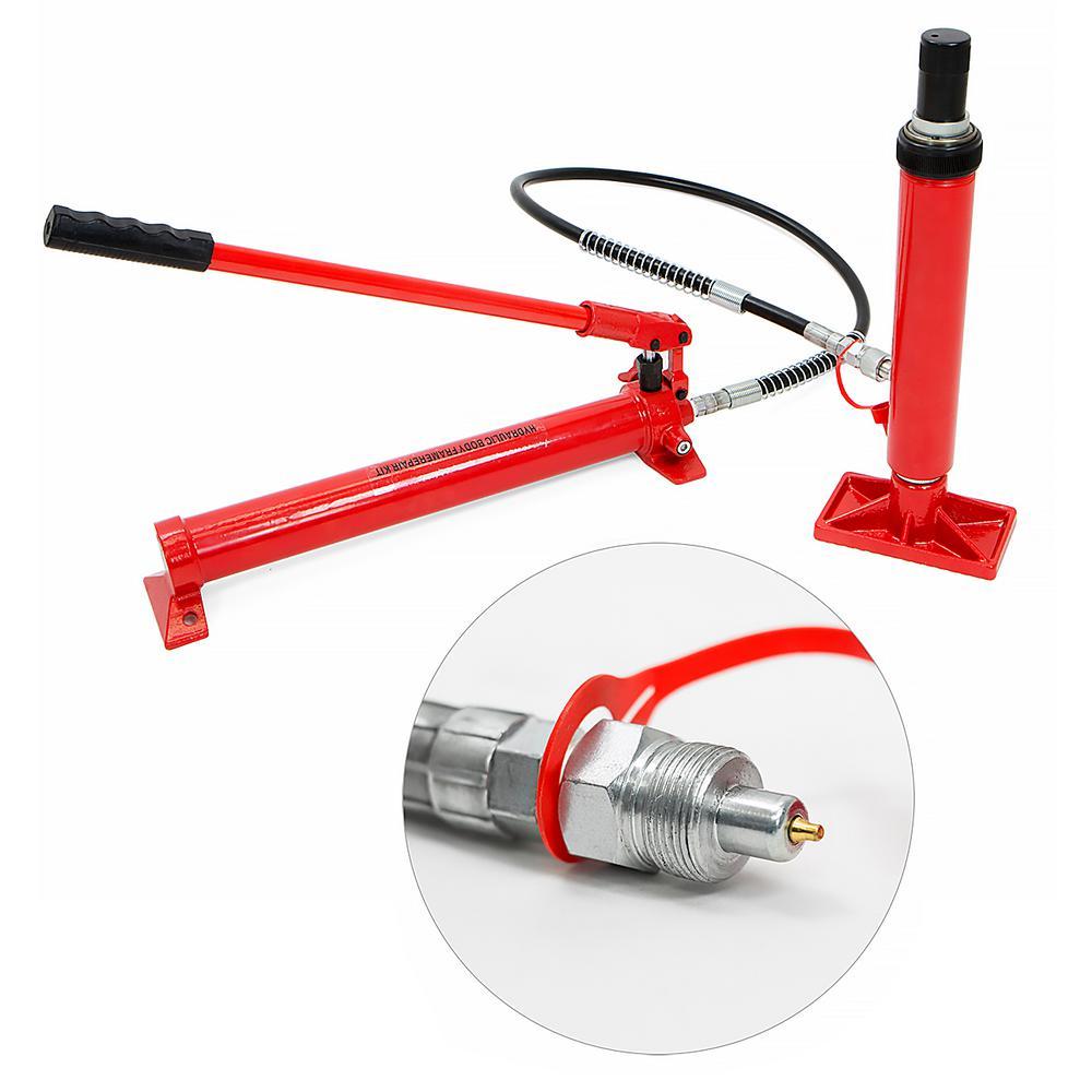 10-Ton Porta Power Hydraulic Body Frame Repair Tool Kit
