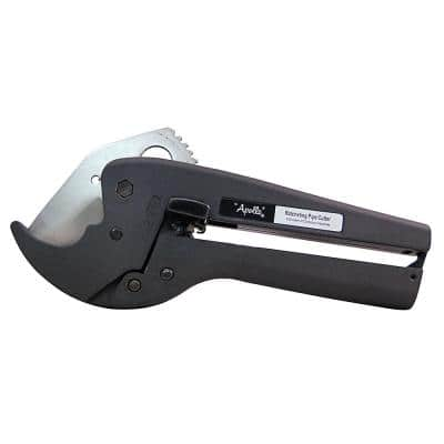 1/8 in. to 1 in. Ratcheting PVC Pipe and Tubing Cutter