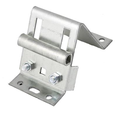 Adjustable Steel Top Roller Bracket for Residential Doors