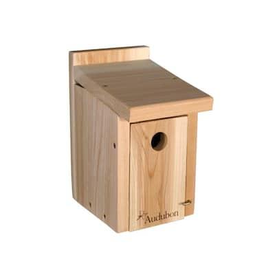 Woodlink Cedar Wren/Chickadee Bird House
