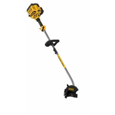 27cc 2-Cycle Gas Edger with Attachment Capability