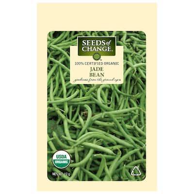 Organic Jade Bush Bean