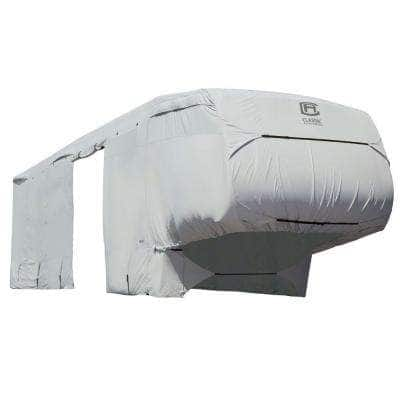 Over Drive PermaPRO Extra Tall 5th Wheel Trailer Cover, Fits 37 ft. - 41 ft. RVs