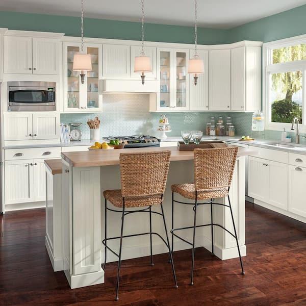 American Woodmark Custom Kitchen, Home Depot Custom Kitchen Cabinets Cost