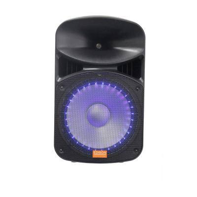 15 in. High Power Bluetooth PA Speaker with Lighting Effects