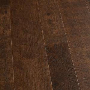 French Oak Francis 3/8 in. T x 4 in. and 6 in. W x Varying L Engineered Click Hardwood Flooring (19.84 sq. ft./case)