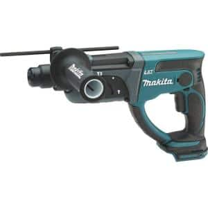 18-Volt LXT Lithium-Ion 7/8 in. Cordless SDS-Plus Concrete/Masonry Rotary Hammer Drill (Tool-Only)