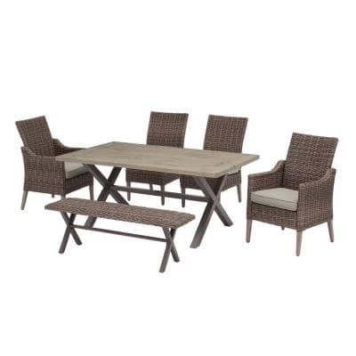 Hampton Bay Patio Furniture The Home Depot