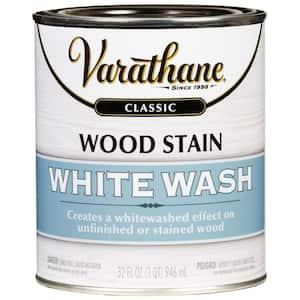 1 Qt. White Wash InteriorWood Stain(2-Pack)