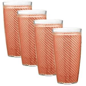 Fishnet 22 oz. Brick Insulated Drinkware (Set of 4)