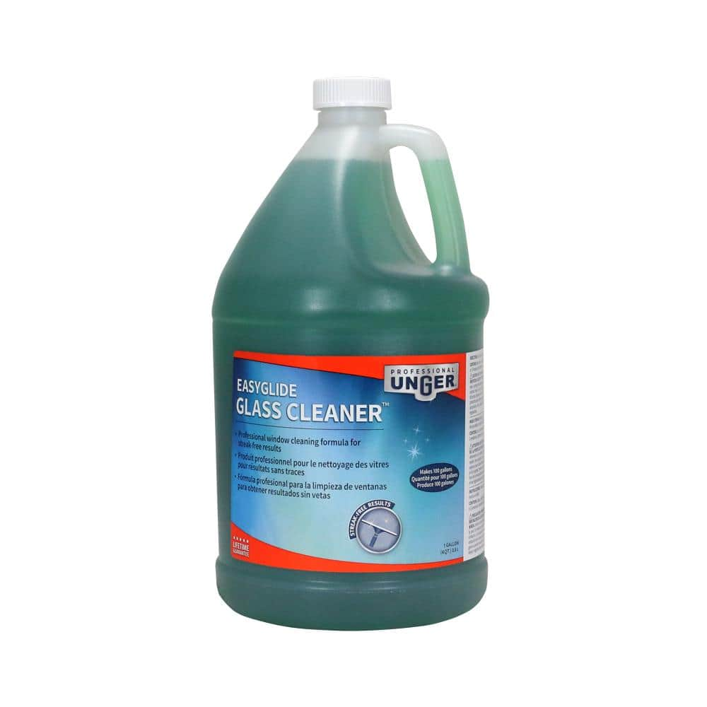 Unger Pro 12 Gal. Liquid Soap Glass Cleaner 12   The Home Depot