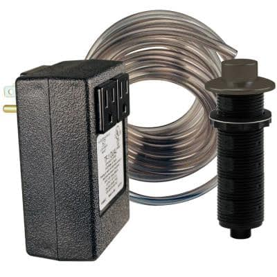 Garbage Disposal Air Switch in Oil Rubbed Bronze