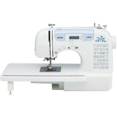70-Stich Computerized Sewing Machine with Hard Case Cover