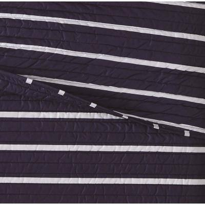 Maddow Stripe Quilt Set
