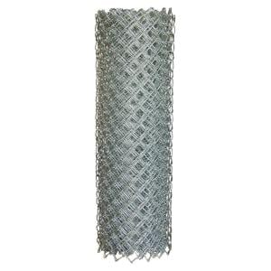 72 in. x 50 ft. 23/2-Gauge Galvanized Chain Link Fabric