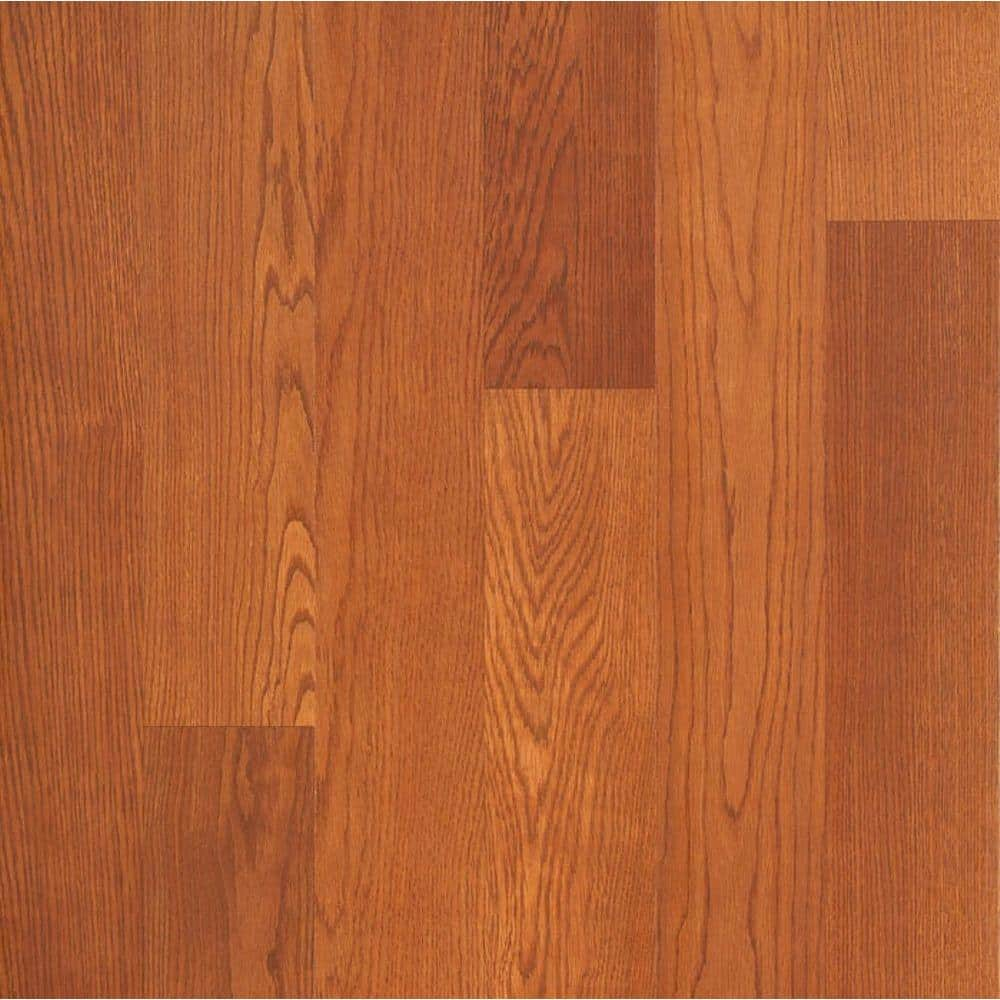 Hampton Bay Brasstown Oak 8 Mm Thick X, Hampton Bay Laminate Wood Flooring